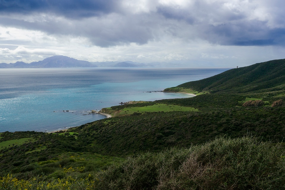 On this trip we will explore some of the most beautiful locations in Andalucia. They will serve as inspiration for our Nature Journal. Photograph of the Strait of Gibraltar by Yeray Seminario, Birding The Strait.